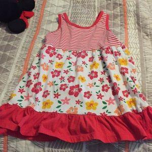 Toddler Girl- Size 4T Summer Dress